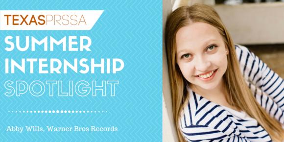 Summer Internship Spotlight #2