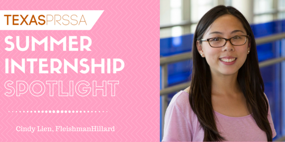 Summer Internship Spotlight #8