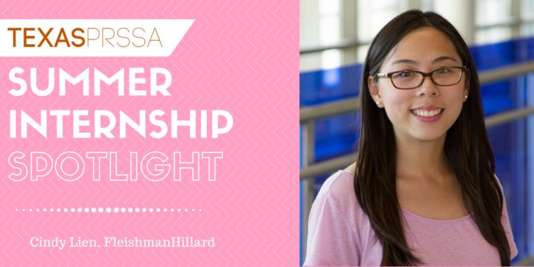 Summer Internship Spotlight #8